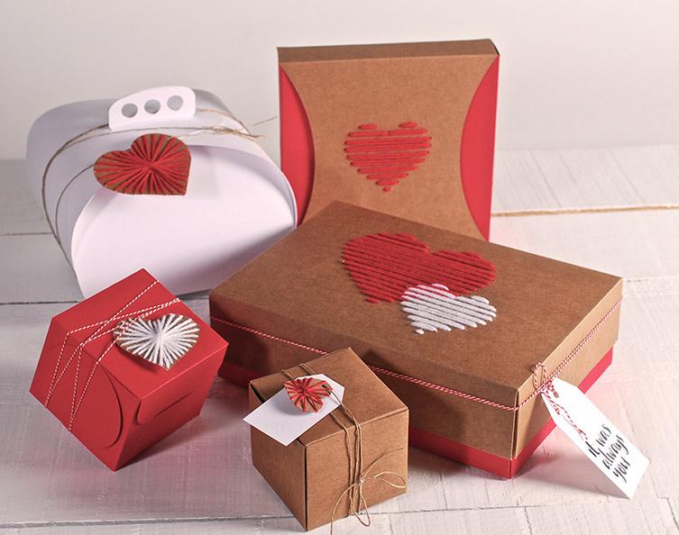 Scatola Regalo San Valentino.Tutorial Le Scatole Piu Amorevoli Per San Valentino