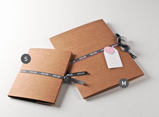 Cartellina in cartone per foto e cd - Porta cd fai da te ...